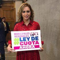 Cámara aprueba Ley de Cuotas con la abstención de diputadas Camila Flores, Amar y Hoffmann
