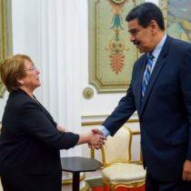 Gobierno venezolano: Informe de Bachelet está lleno de