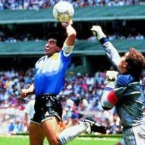 La Mano de Dios: se cumplen 33 años del famoso gol de Maradona
