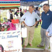 Quinoa con huesillo e infusión de zanahoria: las apuestas de emprendedores de Tarapacá