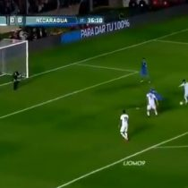 El golazo de Messi en el triunfo 5-1 de Argentina sobre Nicaragua en su despedida rumbo a la Copa América