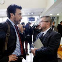 Suspendido fiscal Arias presenta querella contra Sergio Moya por calumnias