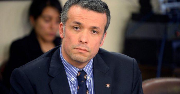 Óscar Landerretche reitera su deseo presidencial y diagnostica al PS: