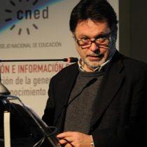 Presidente del CNED ironiza que si los parlamentarios vieran los contenidos de Educación saldría