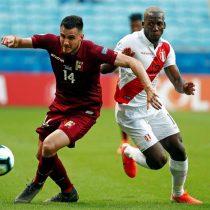 Venezuela y Perú empatan sin goles con el VAR de protagonista en su primer partido de Copa América