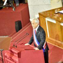Educación en la Cuenta Pública: Piñera insiste con Admisión Justa y anuncia otros 4 proyectos de ley