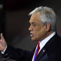 Piñera recurre a la carta del obstruccionismo en la Cuenta Pública y se juega por paquete de reformas políticas