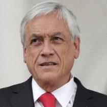 """Piñera defiende reforma a las pensiones y aclara polémica del 4%: """"Las AFP no participarán ni directa ni indirectamente"""""""