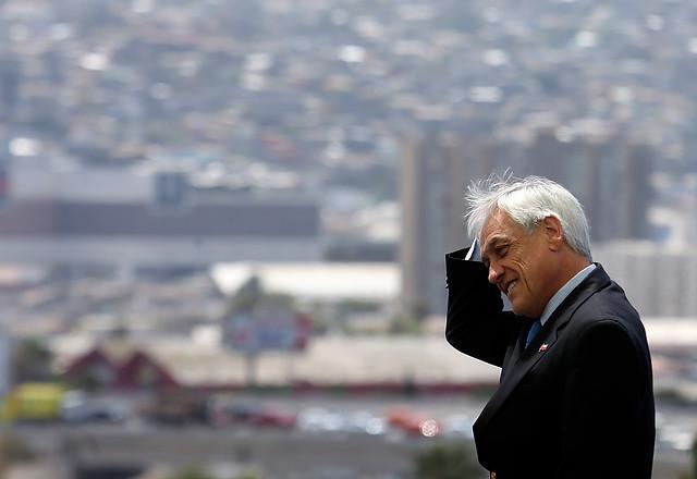 Abogados de Piñera aseguran que las contribuciones de la casa en el Lago Caburgua