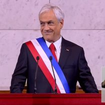 Cuenta Pública: otra vez el teleprompter le jugó una mala pasada a Piñera