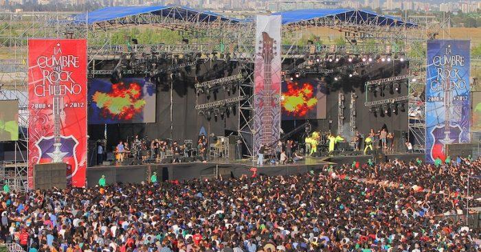 La Cumbre fija nueva residencia en Rancagua como el primer gran festival de la región