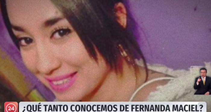 CPLT apunta afectación a la memoria de Fernanda Maciel tras difundirse su perfil psicológico