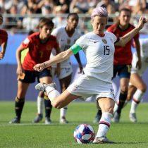Trump ahora polemiza con la capitana de la selección de fútbol de EEUU que disputa el Mundial