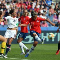 Estados Unidos impone su poderío frente a Chile y deja en apuros a La Roja en el Mundial