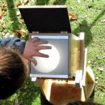 Talleres infantiles de preparación para el Eclipse en Corporación Cultural de las Condes