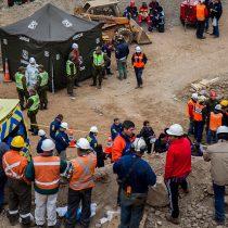Encuentran fallecido a minero que estaba desaparecido tras derrumbe en Tocopilla