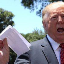"""""""Son los peores enemigos de EE.UU."""": un enfurecido Trump arremete contra el jefe de la Fed y el presidente de China"""