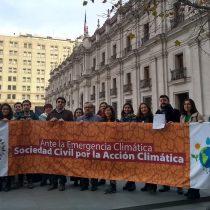 Más de 50 organizaciones sociales instaron al Presidente a tomar medidas contra el calentamiento global