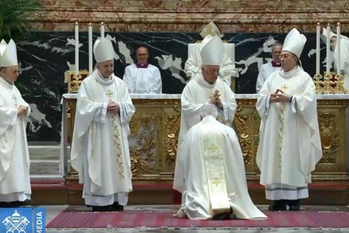 Papa Francisco nombra a Alberto Lorenzelli como obispo auxiliar de Santiago