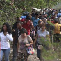 Venezolanos que han abandonado su país superan los cuatro millones