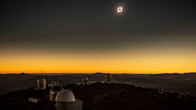 Eclipse solar: ¿cuándo será el próximo en cada país de América Latina?