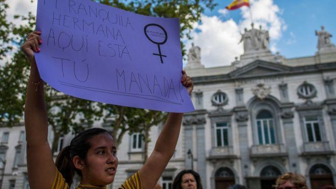 """""""La manada de Manresa"""": un nuevo caso de """"violación en grupo"""" genera polémica en España"""