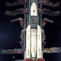 Chandrayaan-2: qué busca India con su misión al desconocido polo sur de la Luna