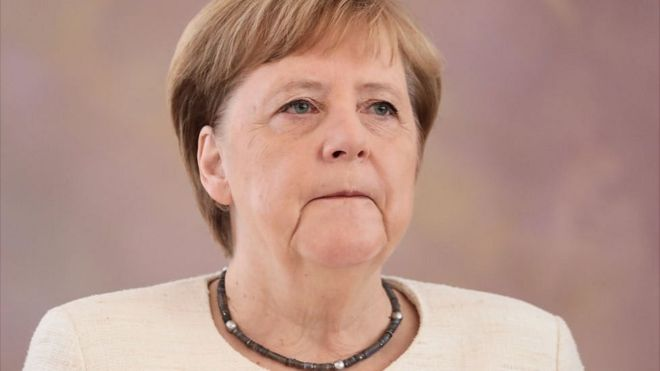 Los temblores de Angela Merkel: la preocupación por la salud de la política más poderosa de Europa (y por si puede seguir en el cargo)