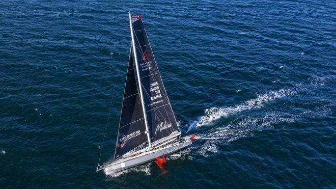 Malizia II: el moderno velero en el que Greta Thunberg cruzará el Atlántico sin contribuir al cambio climático