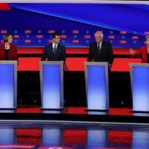 Elecciones 2020 en EE.UU.: ¿quién ganó el debate de los precandidatos demócratas?