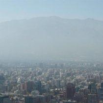 Santiago vive su novena preemergencia ambiental por mala calidad del aire