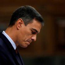 En busca de la presidencia española: Sánchez presenta programa de Gobierno modernizador sin hablar de la coalición