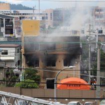 Japón: Al menos 33 muertos deja incendio provocado intencionalmente en estudios Kyoto Animation