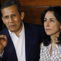 Allanan casa de expresidente peruano Humala y su esposa en investigación del caso Odebrecht