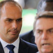 Bolsonaro podría nombrar a su hijo Eduardo embajador en EE.UU.