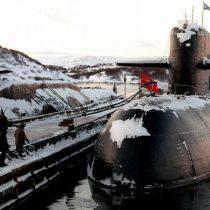 Mueren 14 tripulantes de un submarino ruso a causa de un incendio