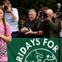 COP25: Greta Thunberg navegará a cumbre climática de Chile en velero ecológico