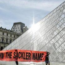 Caso Oxycontin, los Sackler y el Louvre: El arte ya no quiere mecenas sin escrúpulos