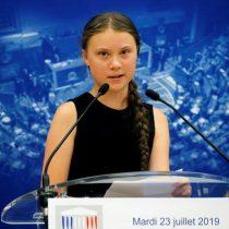 El boicot de parte de la derecha francesa contra la activista Greta Thunberg