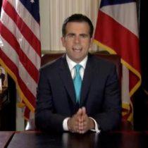 Renuncia el gobernador de Puerto Rico tras presión popular