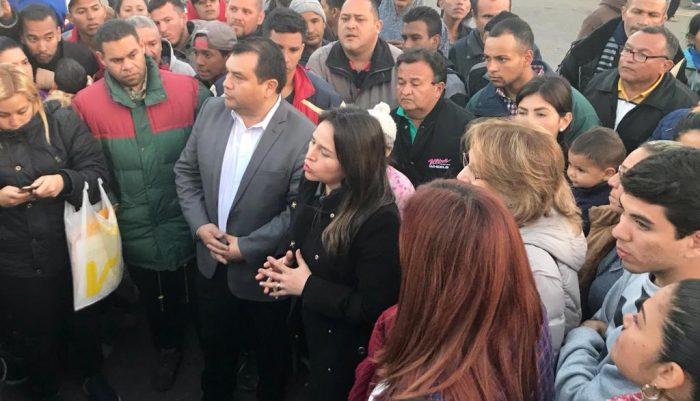 """""""La situación es del terror, peor de lo que imaginábamos"""": diputadas opositoras impactadas con la situación de venezolanos en Tacna"""