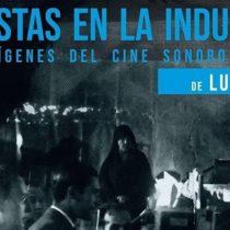 """Lanzamiento libro """"Artistas en la industria. Los orígenes del cine sonoro chileno"""" en Librería Nueva Altamira"""
