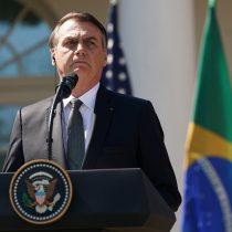 Bolsonaro lamenta que nadie haya tiroteado a indigente que mató dos personas