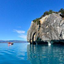 Región de geositios: programa busca reconocer el patrimonio geológico de Aysén