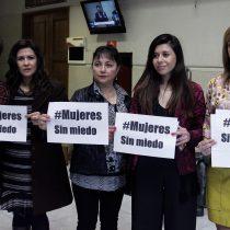 #MujeresSinMiedo: presentan proyecto de ley para inhabilitar a conductores del transporte de pasajeros con condenas por delitos sexuales