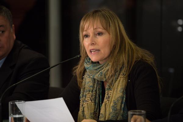 Ana María Gazmuri denunció que detuvieron a su hija por tener cuatro plantas de cannabis