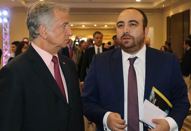 """Reforma tributaria: Ministro Felipe Larraín advierte a la DC que """"los acuerdos son para ser respetados"""""""