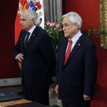 """Piñera defiende a Chadwick por informe Catrillanca y Nuyado le recuerda que """"fue uno de los grandes impulsores del Comando Jungla"""