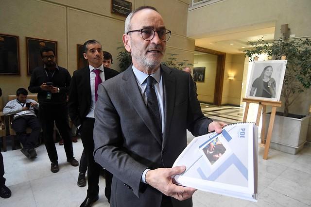 """Saffirio pide renuncia de Abbott y Larraín: los acusa de """"ocultar"""" informe sobre menores en el Sename"""