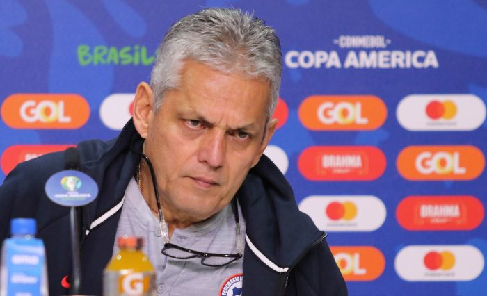 Rueda lamenta la eliminación de Chile: